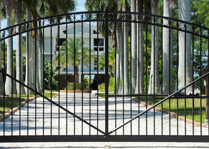 Gate Installation in Florida