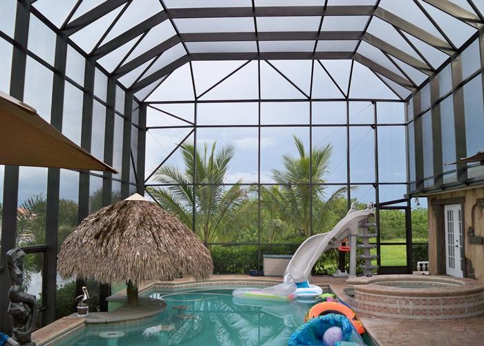 Sreen Enclosure in Florida