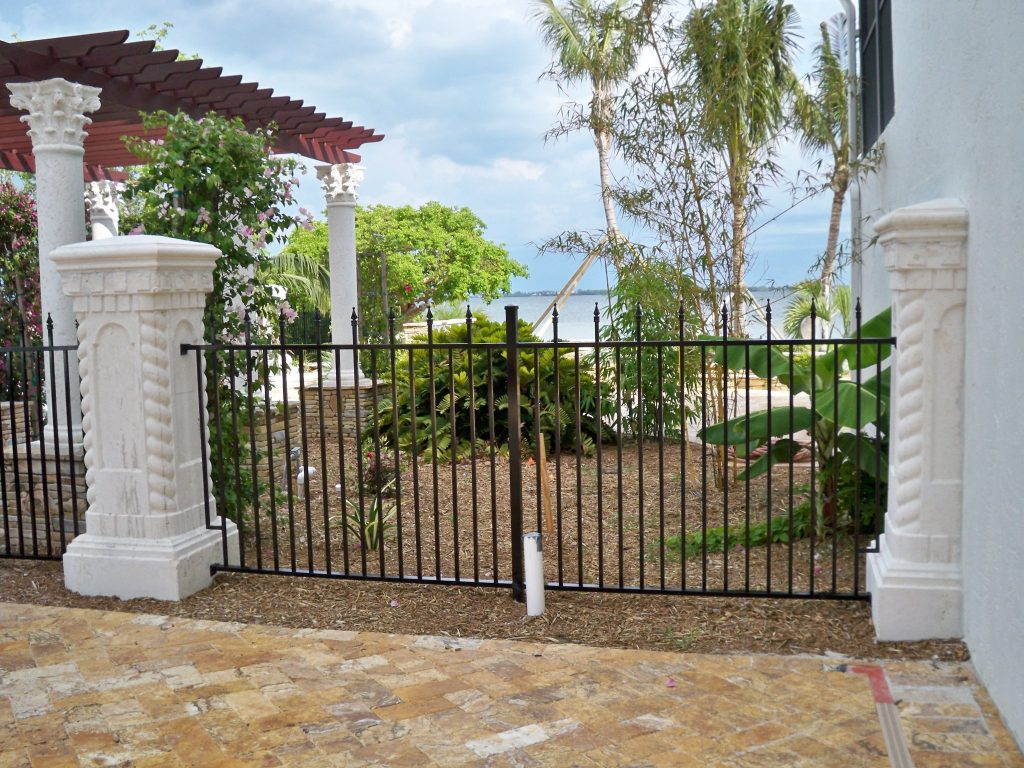 Ultramodern Commercial and Residential Gates Can Improve Safety in Naples, Florida