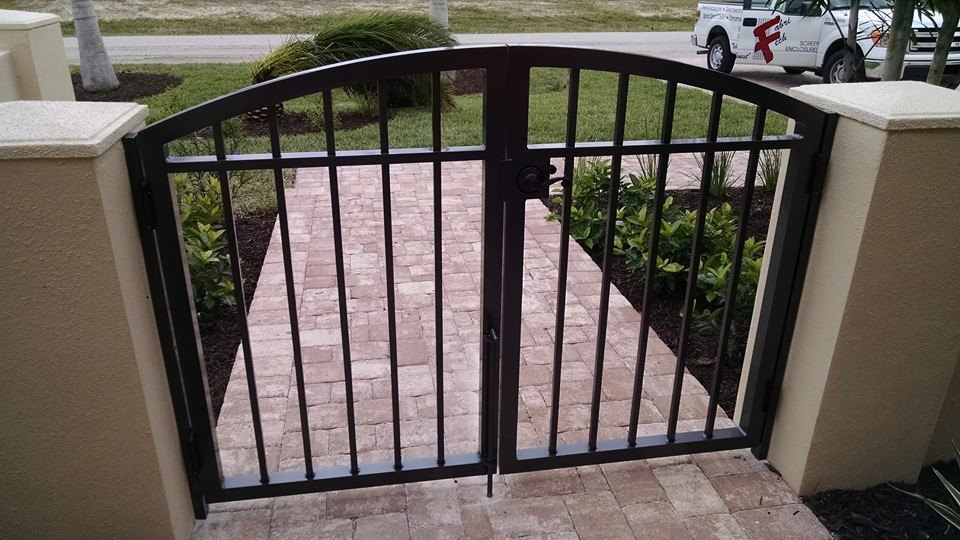 Contemporary and Functional Residential and Commercial Gates in Southwest Florida