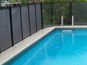 Life Saver Pool Fence by Fabri-Tech in Fort Myers, Florida