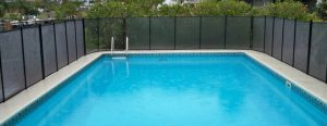 Pool Fence by Fabri Tech