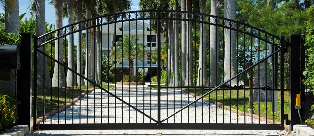 Benefits and Advantages of Residential Gate to Your Property in Florida