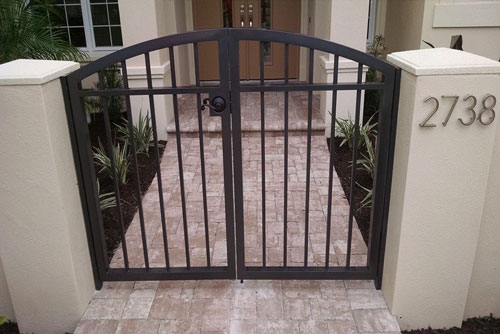 How Can Your Residential Gate Affect Your Property Value?