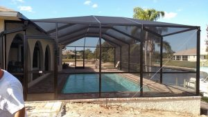 Why Pool Screen Enclosure is Important?