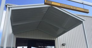 High Quality and Low Maintenance Aluminum Canopy