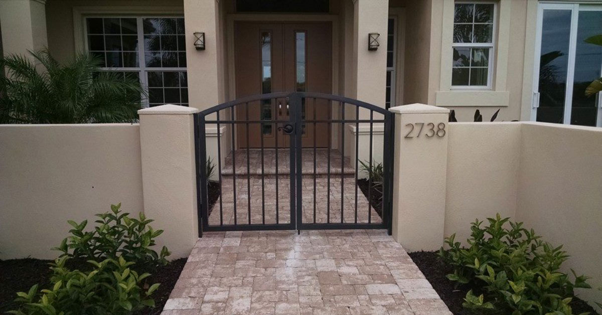 Gates for Residential and Commercial Property