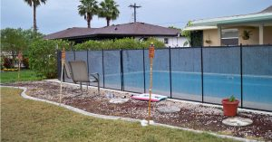 pool safety fences by Fabri-Tech