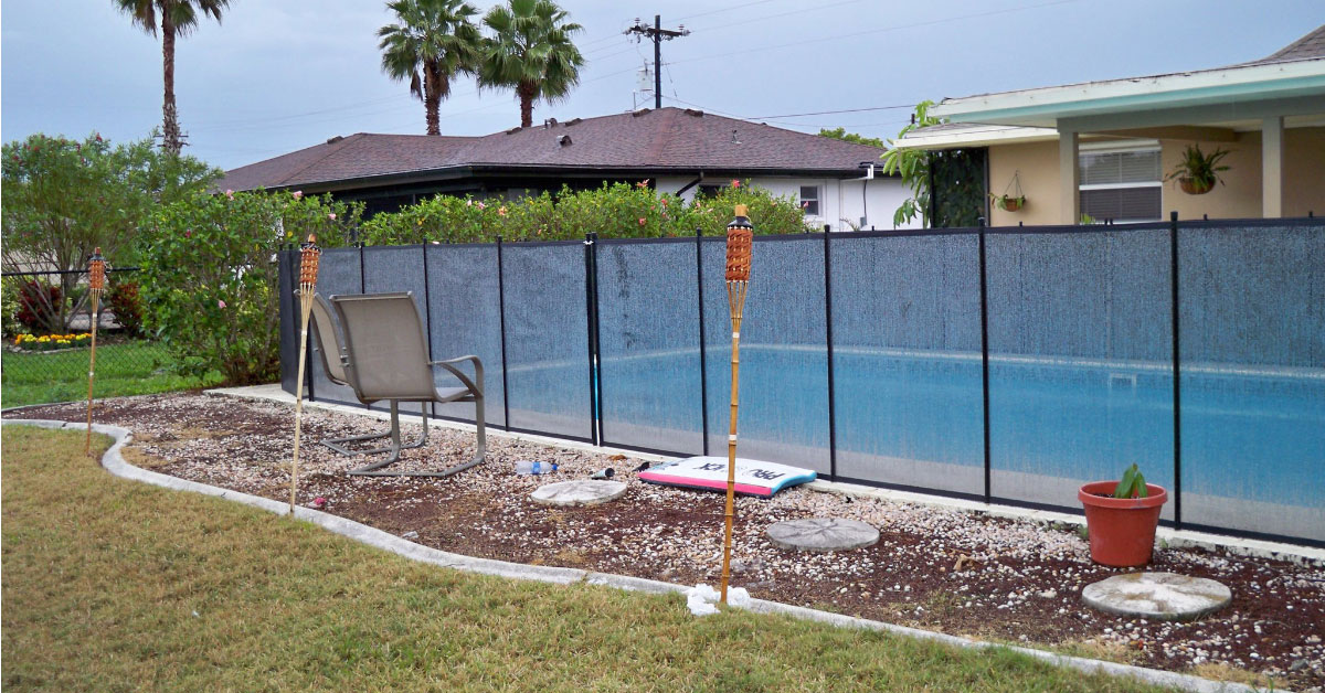 The Advantages of Installing Pool Safety Fence in Your Residential Pool