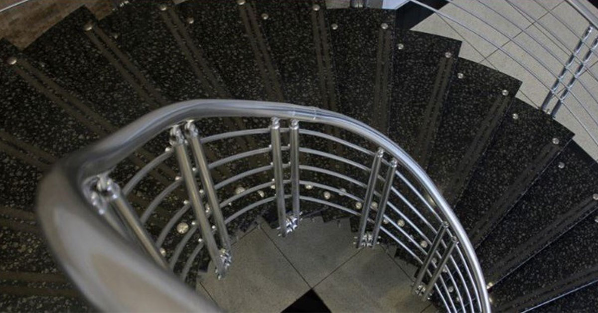 Upgrade Your Ordinary Stairs into  Elegant Aluminum Staircases