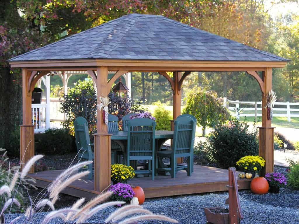 Read more about the article LuxCraft Outdoor Structure for Your Garden